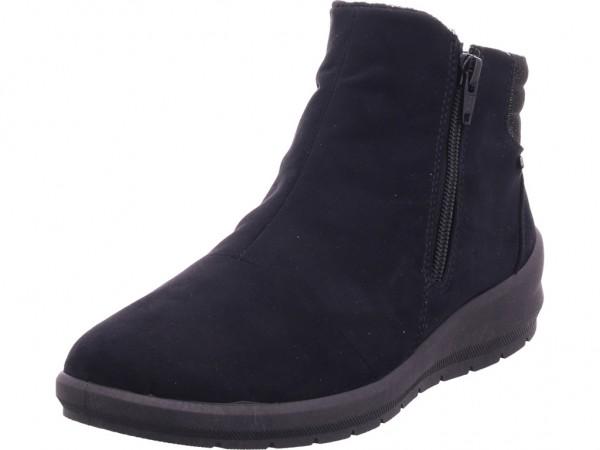 Rohde Damen Winter Stiefel Boots Stiefelette warm zum schlüpfen schwarz 2988-90