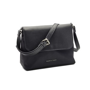Marco Tozzi Damen Tasche schwarz 2-2-61023-23/001-001