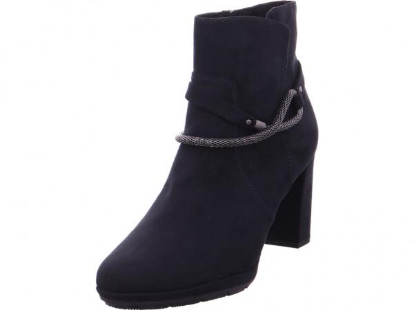 Marco Tozzi Da.-Stiefel Damen Stiefel Stiefelette Boots elegant blau 2-2-25424-21/840-840