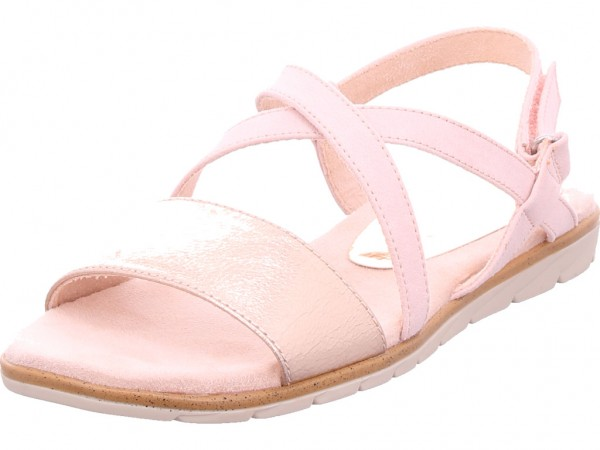 Tamaris Da.-Sandalette Damen Sandale Sandalette Sommerschuhe rot 1-1-28131-22/596-596