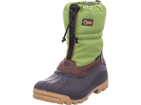 Vista Moonboots grün 11-5388