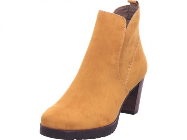 Tamaris Damen Stiefelette Babys Stiefel Stiefelette Boots elegant gelb 1-1-25085-25/684-684