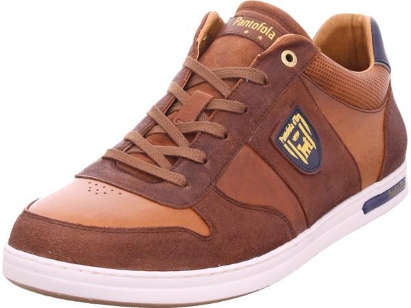 Pantofola d´Doro Milito Uomo Low XL Herren Halbschuh braun 10193080