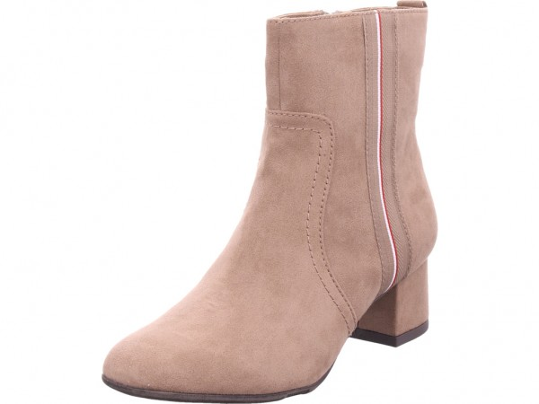 Jana Woms Boots Damen Stiefelette beige 8-8-25300-23/341-341