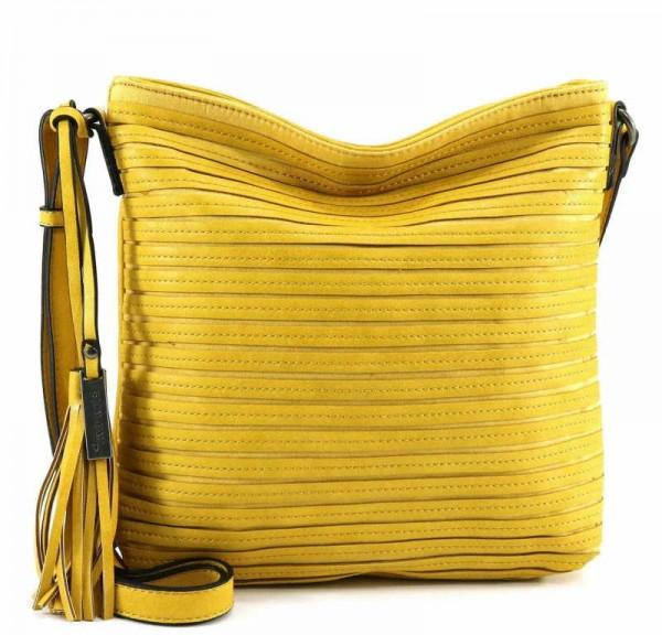 Tamaris Accessoires Carina Damen Tasche gelb 31100,460