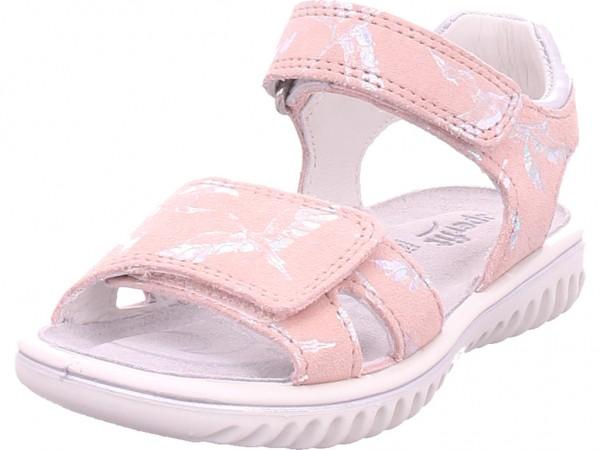 Legero Sandale Leder \ SPARKLE Mädchen Sandale Sandalette Sommerschuhe rot 1-609004-5500