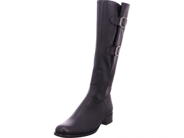 Gabor Damen Stiefel schwarz 91.636.27