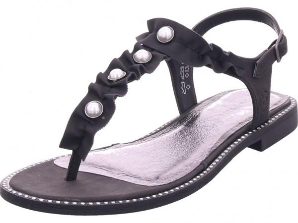 Bugatti Damen Sandale Sandalette Sommerschuhe schwarz 411678825900 1000