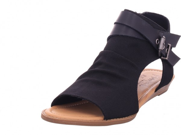 Blowfish Damen Sandale Sandalette Sommerschuhe schwarz 5486G 52150