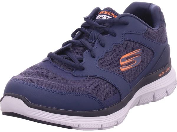 SKECHERS FLEX ADVANTAGE 4.0 - Herren Sneaker blau 232225 NVY