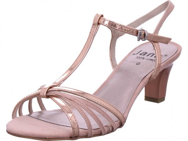 Jana Woms Sandals Damen Sandale Sandalette Sommerschuhe rot 8-8-28316-32/952-952