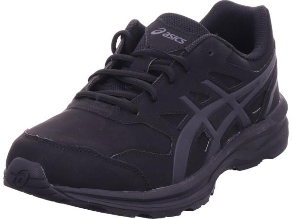 Asics GEL-MISSION 3 Herren Sneaker schwarz Q801Y-9097