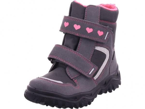 Legero Schuh Textil \ HUSKY1 Mädchen Moonboots grau 1-000045-2000