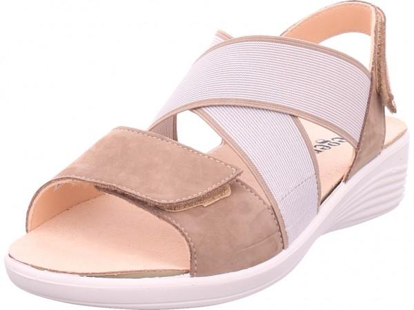 Legero Sandale Leder \ FLY Damen Sandale Sandalette Sommerschuhe beige 2-000720-4500