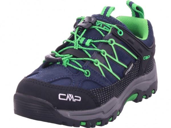 CMP Kids Rigel Low Trekking Jungen Wanderschuhe blau 3Q54554
