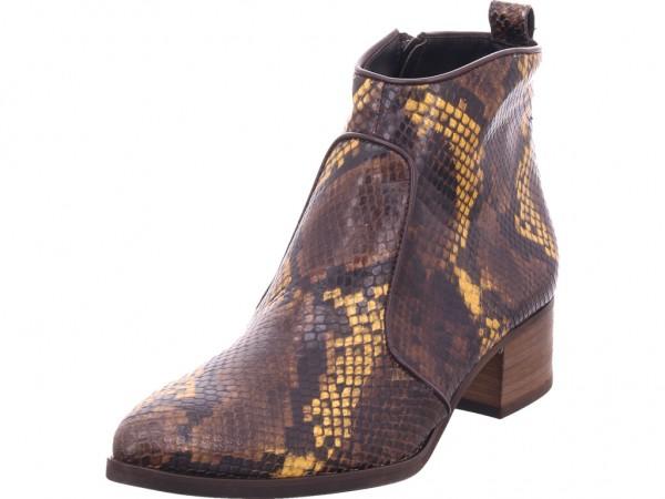 paul green 0065-9520-155 Damen Stiefel Stiefelette Boots elegant braun 9520-155