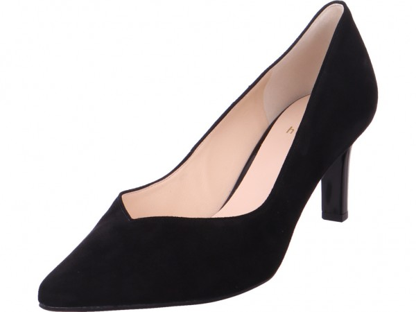 Högl Damen Pumps elegant Abendschuhe Party Ball schwarz 0-186722-0100