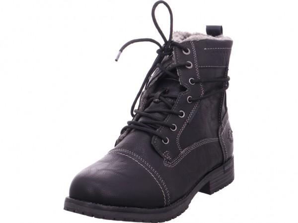Dockers Herren Stiefelette schwarz 43PE101600