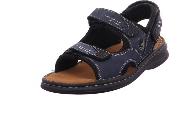 Seibel FRANKLYN Herren Sandale Sandalette Sommerschuhe blau 1023611/582
