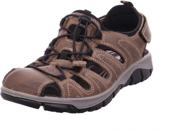 imac Herren Sandale Sandalette Trekking braun 104460