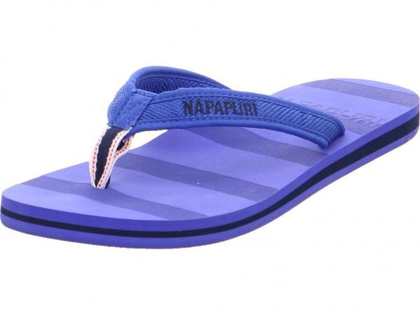 Bild 1 - Napapijri Damen Badeschuhe blau 12799030