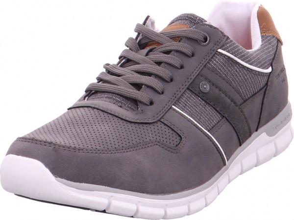 Tom Tailor Herren Sneaker grau 6981903