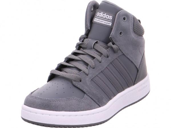 Adidas CF SUPER HOOPS MID Herren grau BB9921000