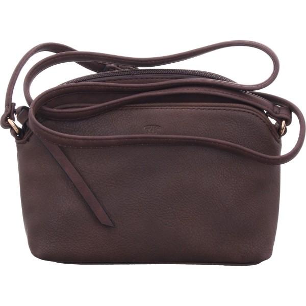 Tom Tailor AVEA Crossbag Damen Tasche braun 26032-29