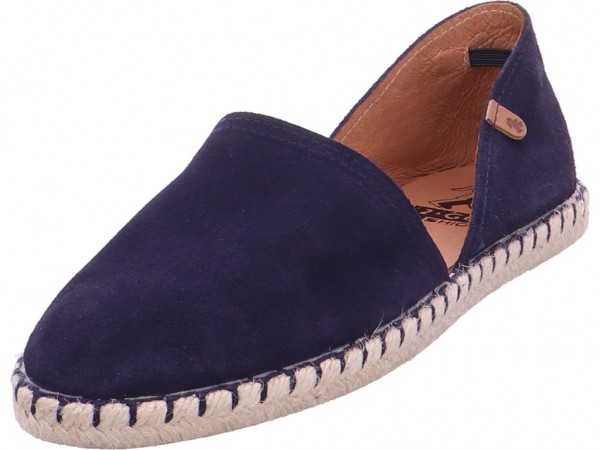 Mustang Damen Slipper blau 8005202-820