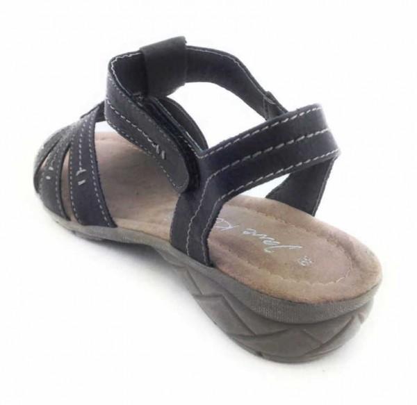 Glatter Schwarz Klain Sandalen Damen 30mm 281288000001 Jane Bis Sandale Sandalette Bode n0wPkO8