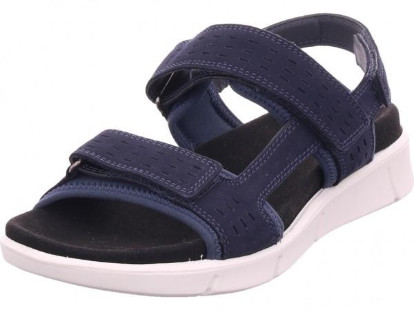 Legero Damen Sandale Sandalette Sommerschuhe blau 40074280