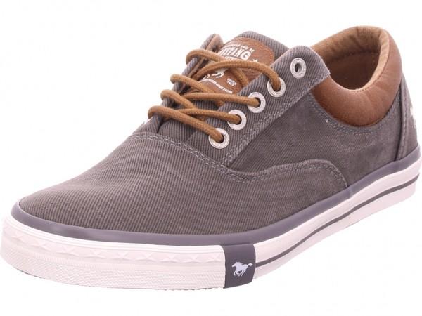 Mustang Herren Sneaker grau 4072312-20