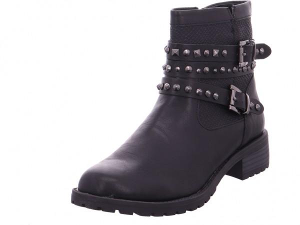 Pep Step Damen Stiefelette schwarz-schwarz 1013091-L20904