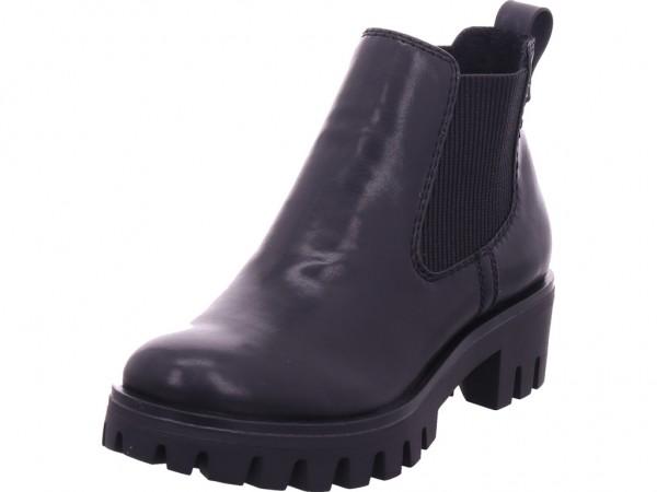 Tamaris Damen Stiefelette Damen Stiefel Stiefelette Boots elegant schwarz 1-1-25424-25/001-001