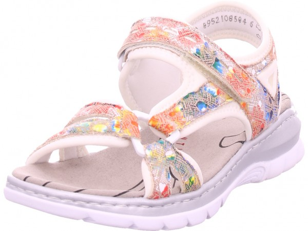 Rieker Damen Sandale Sandalette Sommerschuhe Sonstige 66979-92
