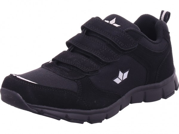 Lico Unisex - Erwachsene Sneaker schwarz 120096