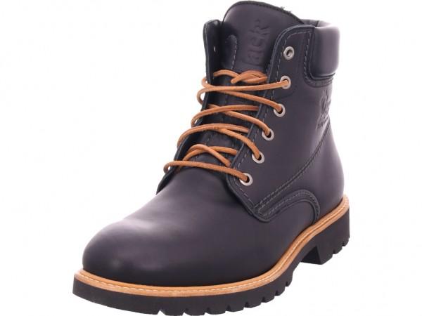 Panama Jack Herren Stiefel Schnürstiefel warm sportlich Boots schwarz Gregory Igloo C1 Napa