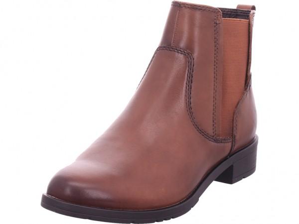 Jana Damen Stiefelette Damen Stiefel Stiefelette Boots elegant braun 8-8-25309-25/305-305