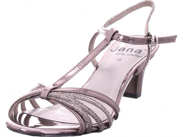 Jana Woms Sandals Damen Sandale Sandalette grau 8-8-28316-32/915-915