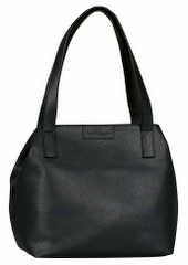 Tom Tailor Miri Zip Shopper Damen Tasche schwarz 24400-60
