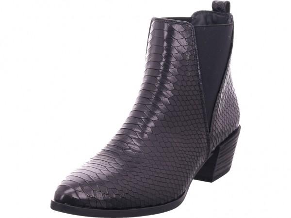 paul green 0065-9626-005 Damen Stiefel Stiefelette Boots elegant schwarz 9626-005