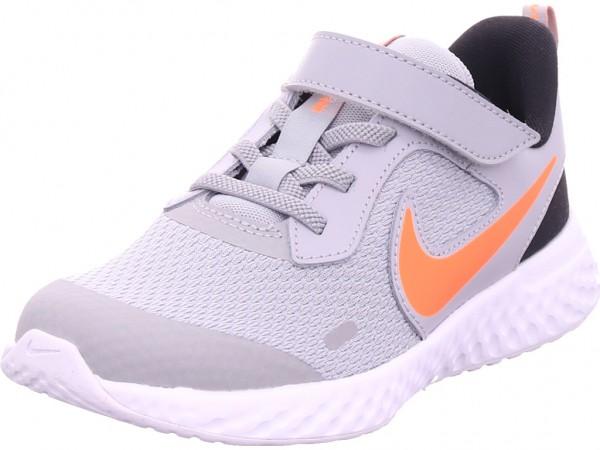 Nike Nike Revolution 5 Little Kids Jungen Sneaker grau BQ5672 007