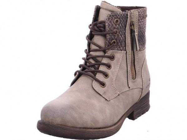 Tom Tailor 1670901,beige Mädchen Stiefel beige 1670901/00006