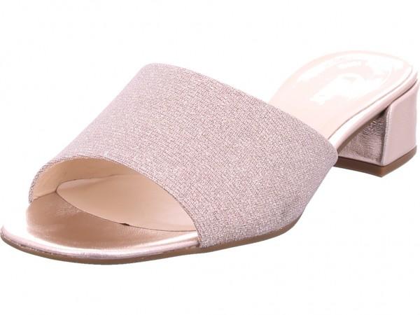 Gabor Damen Pantolette Sandalen Hausschuhe beige 21.700.64