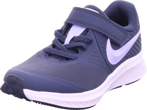 Nike Nike Star Runner 2 Little Kids Sneaker blau AT1801