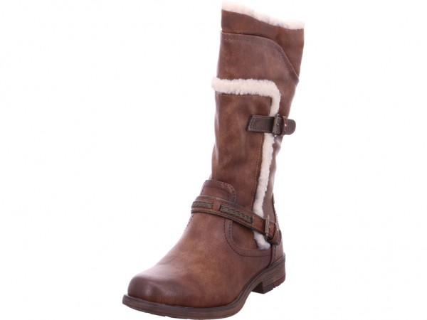 Mustang Damen Stiefel braun 1295605-301