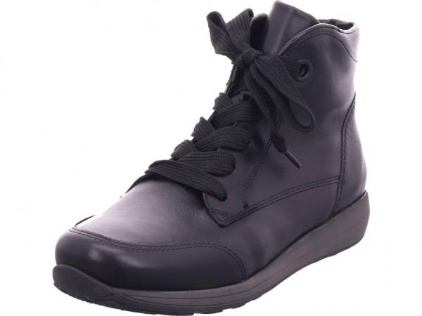 ara Damen Stiefel Schnürer Boots Stiefelette zum schnüren schwarz 1244533-61
