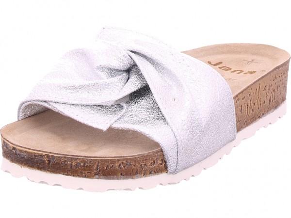 Jana Woms Slides Damen Pantolette Sandalen Hausschuhe Sonstige 8-8-27203-32/941-941