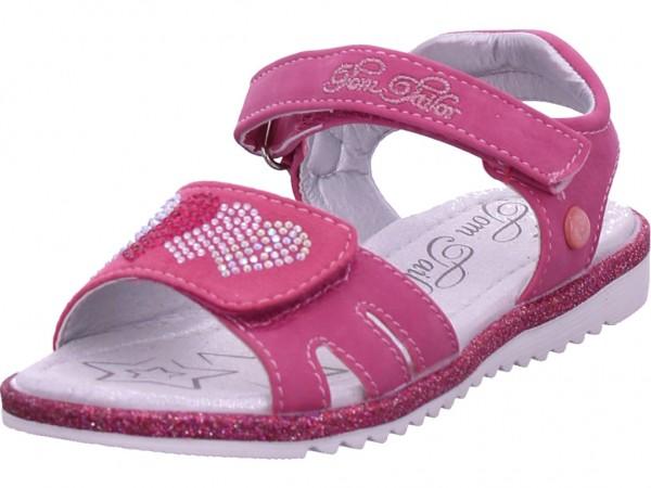 Tom Tailor Mädchen Sandale Sandalette Sommerschuhe rot 8073102