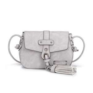 Tamaris Accessoires ADELIA Crossbody Bag S Damen Tasche grau 3012191-204
